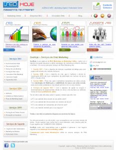 SeoHoje Homepage